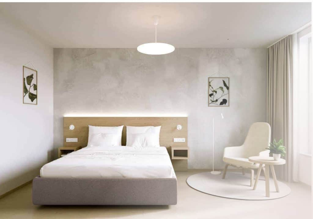 Atured Inspired Hotel With A Modern Decoration Jpg