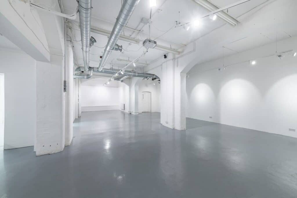 Versatile blank canvas in the heart of West London