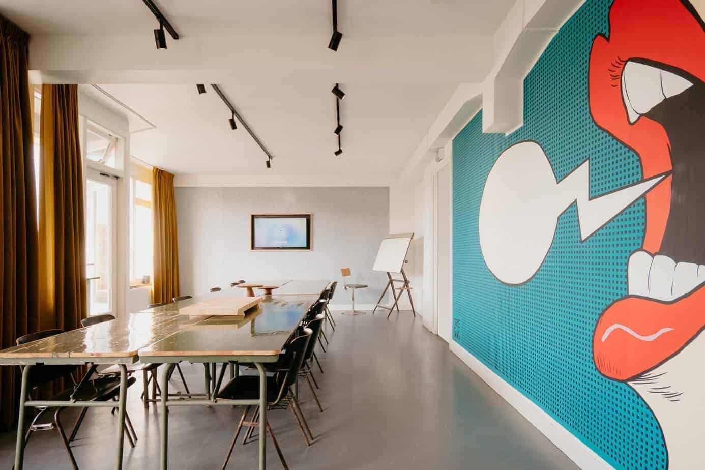 Top 10 Workshop Spaces in Amsterdam