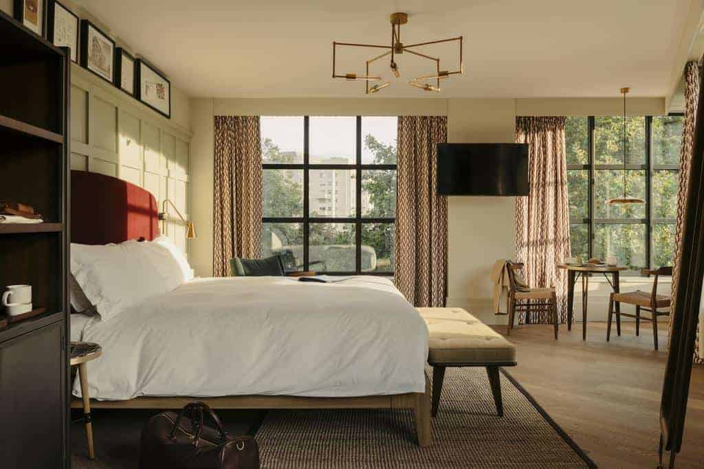 A new take on an old style of boutique hotel