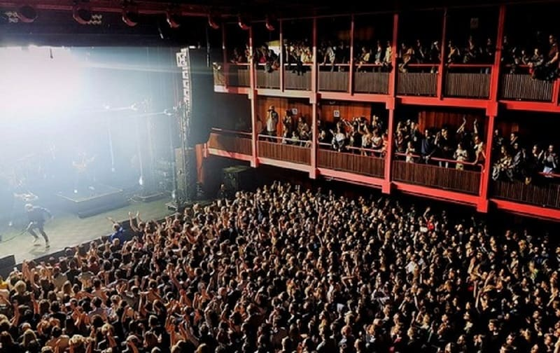 Top live music venues in Brussels