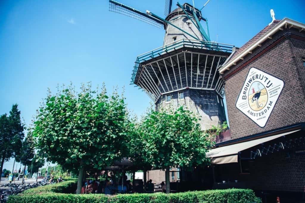 Outdoor image of Brouwerij 't IJ
