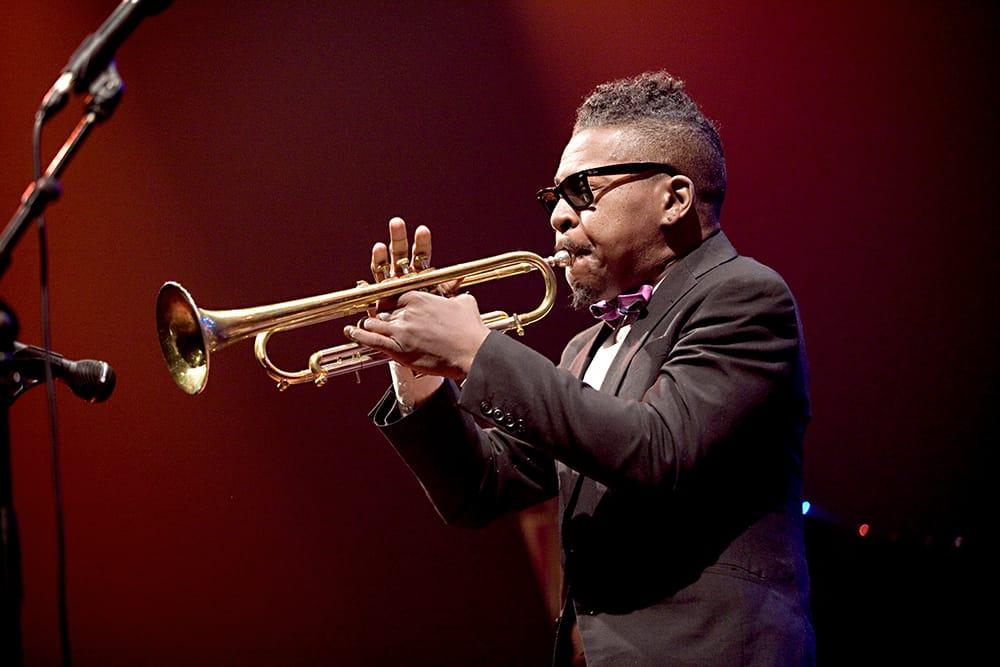 Roy Anthony Hargrove on Brussels Jazz Festival