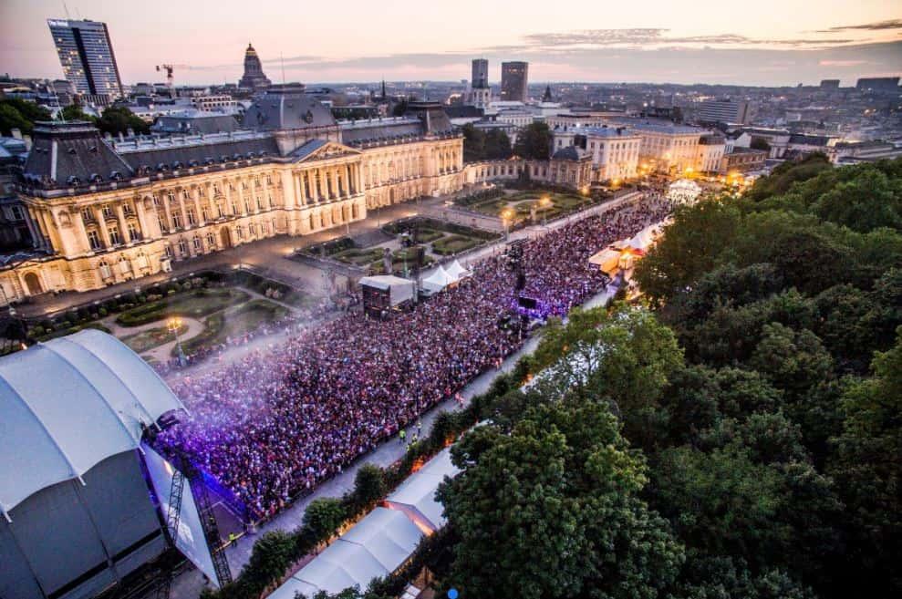 12 Best Music Festivals in Brussels