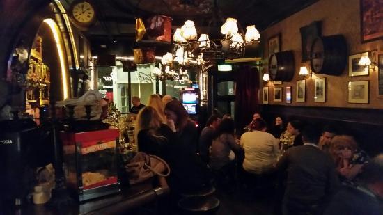 Classic bar in Amsterdam