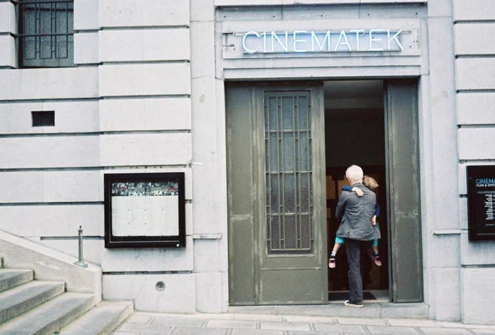 Peculiar Brussels's cinema offering a wide range of films