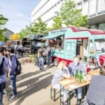 Food Trucks to Hire in Brussels for Your Next Corporate Event