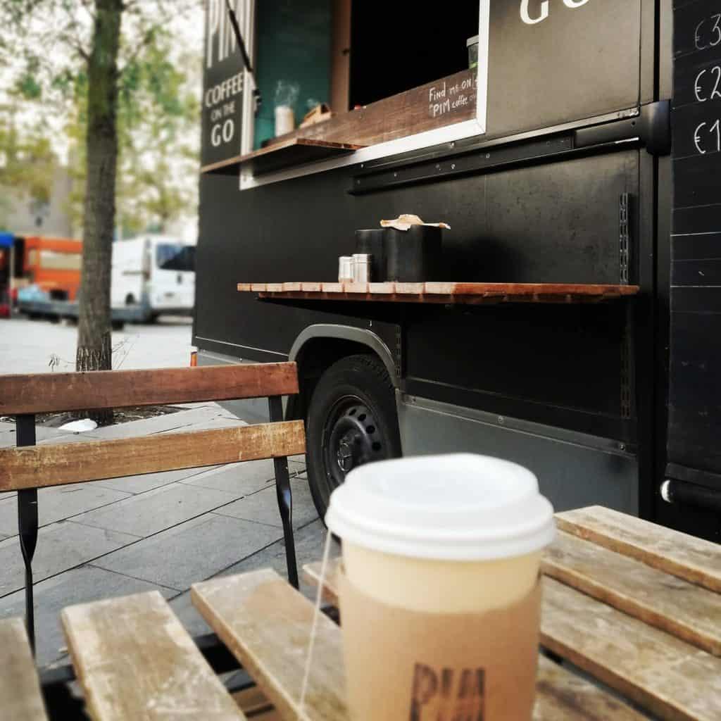 Mobile coffee bar