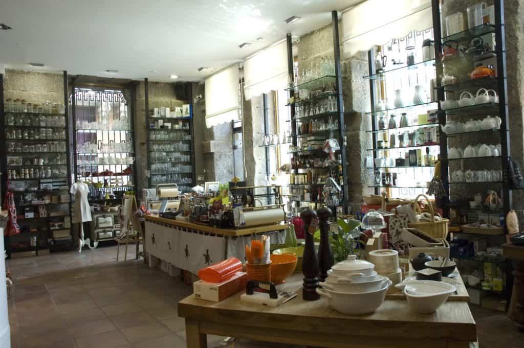 Cooking store in Madrid