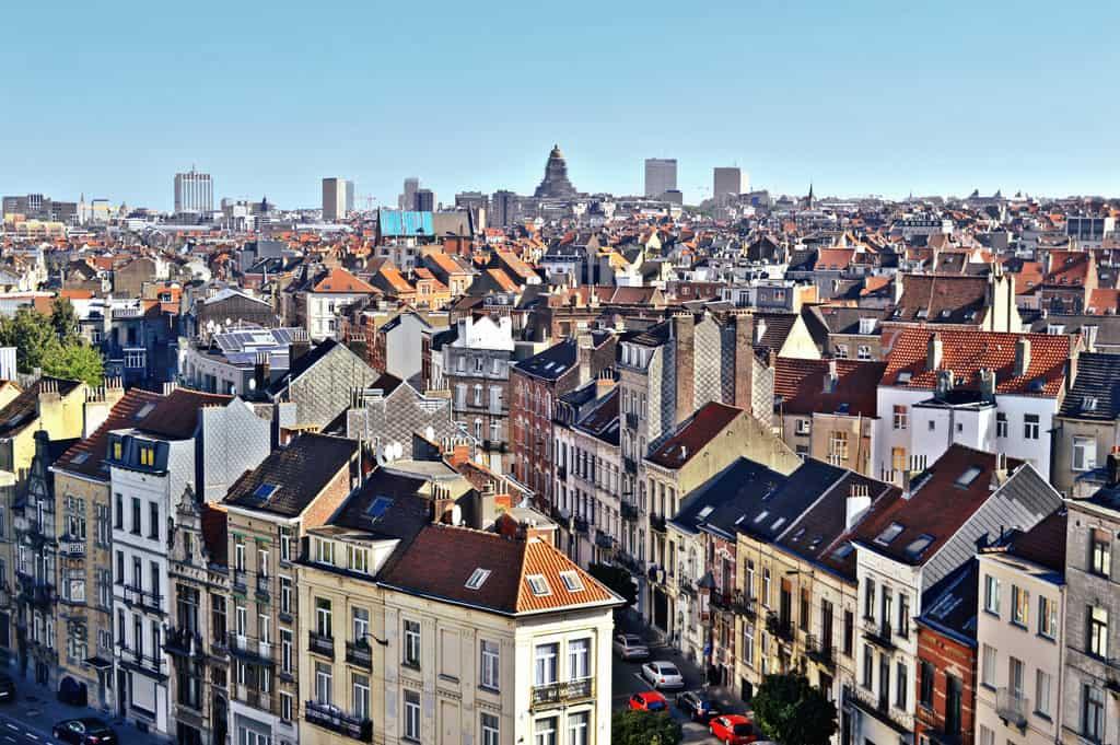8 Unbeatable Terraces in Brussels
