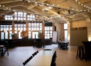 4 Cool Warehouses for Hire in Brussels