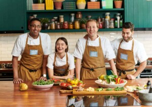 Interview: Online Cooking Classes at The Jamie Oliver Cookery School