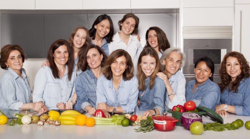 La Escuela de Cocina Telva via escueladecocinatelva