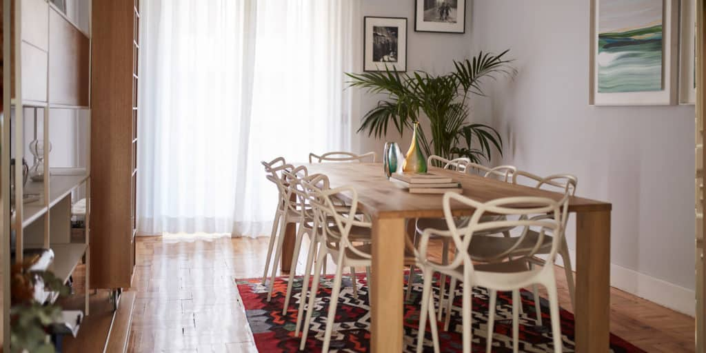 Quirky and cozy meeting space in Madrid