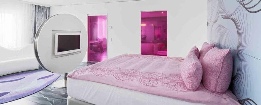 hotel room berlin
