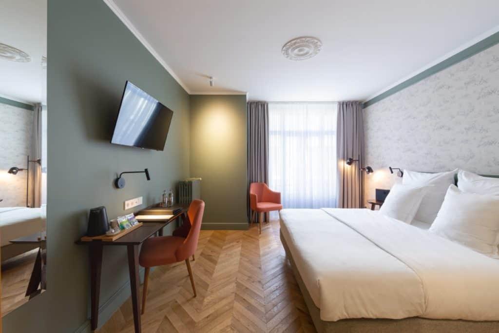 elegant classic room