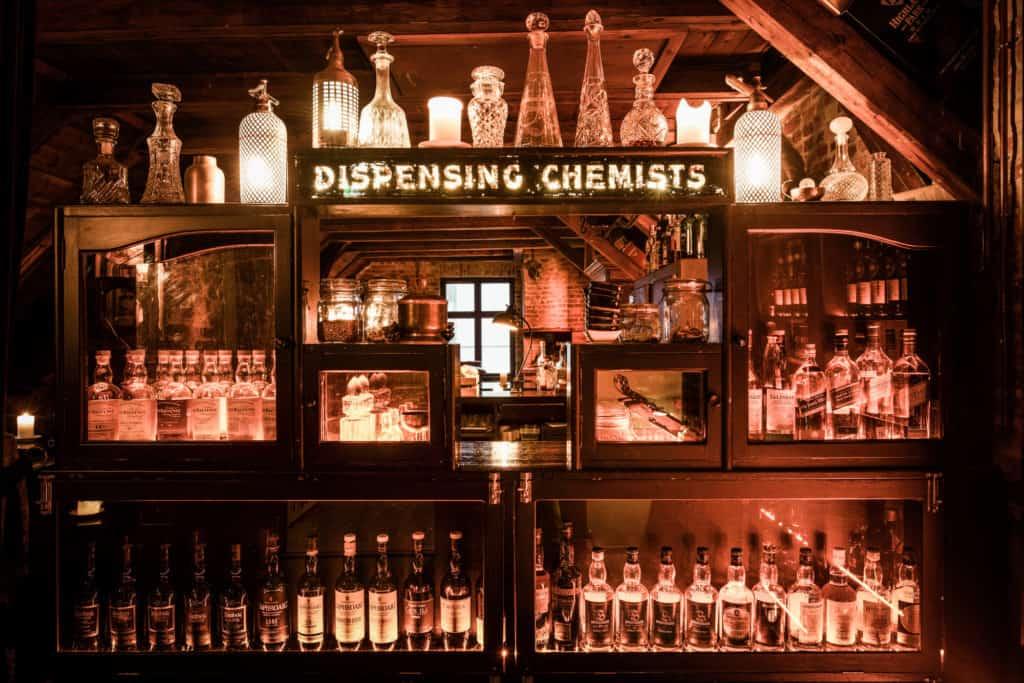 copenhagen nightlife old school atmosphere