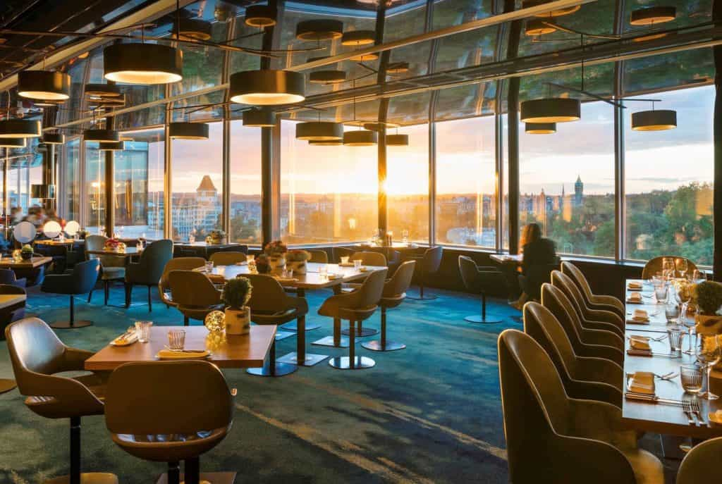 Reception Venues in Luxembourg for Corporate Drinks