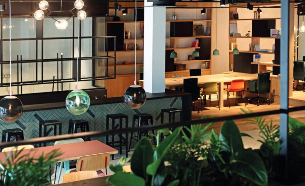 coworking space in luxembourg