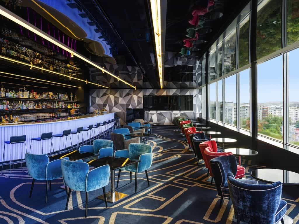 places to have receptions with eclectic atmosphere