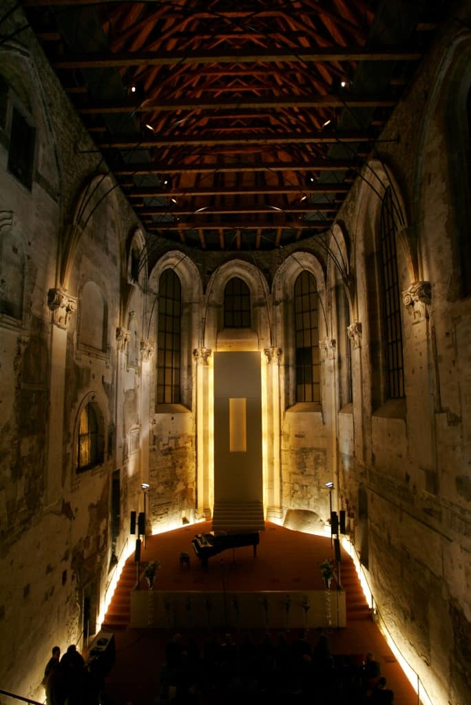 gothic venue for private party