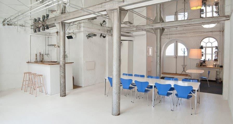 Studios for Professional Photoshoots in Copenhagen