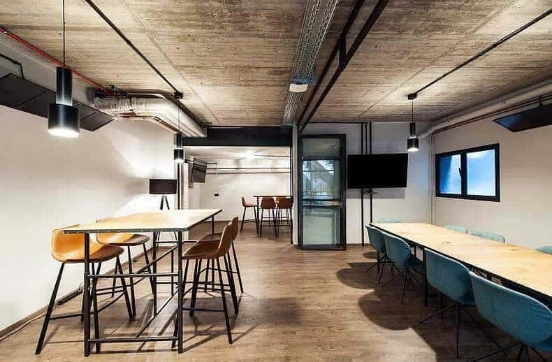 Stylish Training Room in Berlin