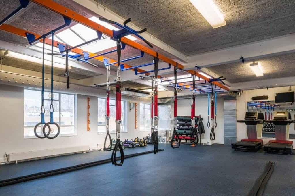 Atypical Space for Workshops in Chalk Farm