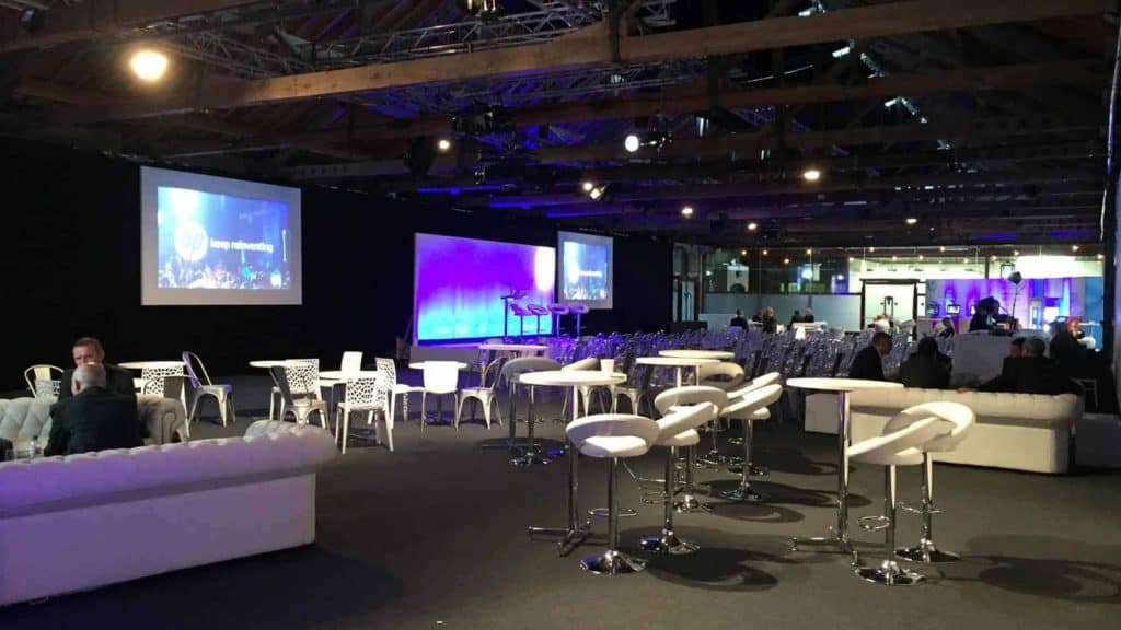 Beautiful and High Capacity Space where to host a hackathon in London