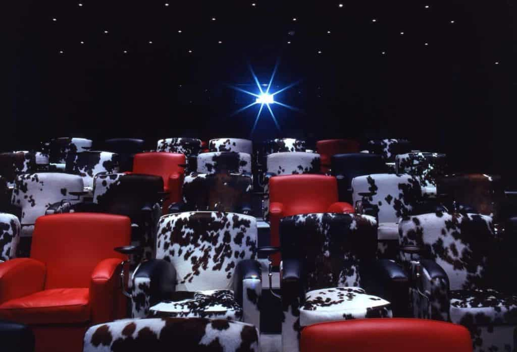 projection in theater
