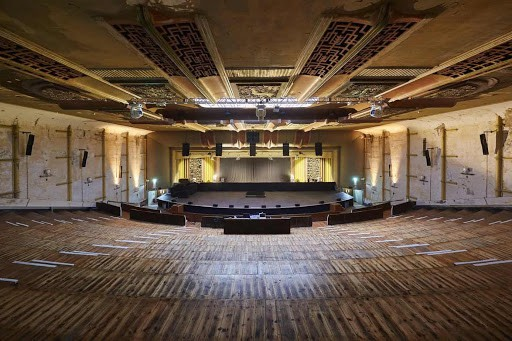 Former Cinema with Art Deco Accents
