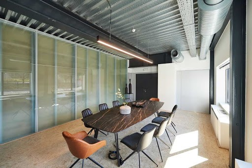 Amazing Boardroom with a Modern Design