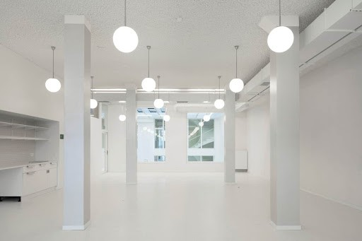 Beautiful White Event Space