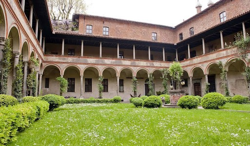 Charming Historical Space in a Monastery in milan