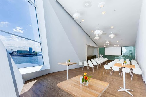 Contemporary Chic Space Overlooking the IJ