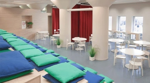 Cozy Theatre Space for Training Sessions