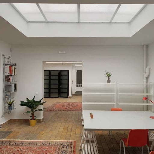 Creative Atelier Space for training sessions in brussels
