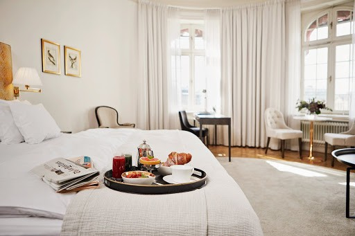 Diplomat Hotel for staying in the best areas of Stockholm