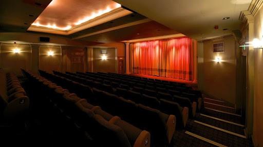 Distinctive Auditorium With an Elegant Character