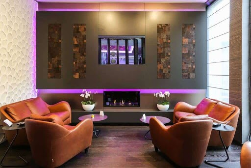 Elegant Bar for Cheerful Business Events