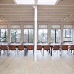 Elegant Open Discussion Space in Amsterdam