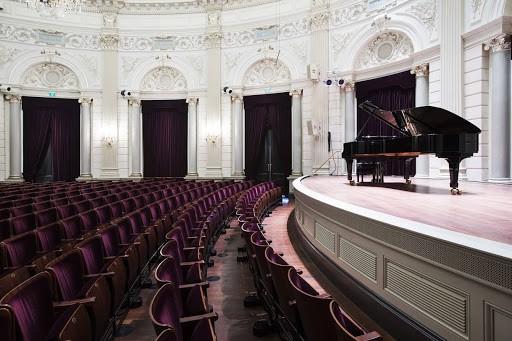 Elegant Auditorium for Performances and Conferences