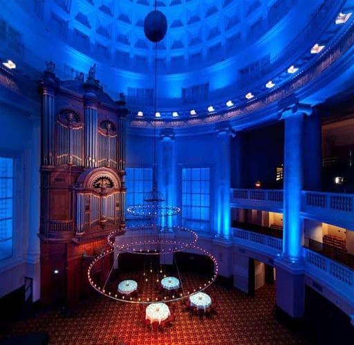 Exquisite 17th-Century Multipurpose Auditorium