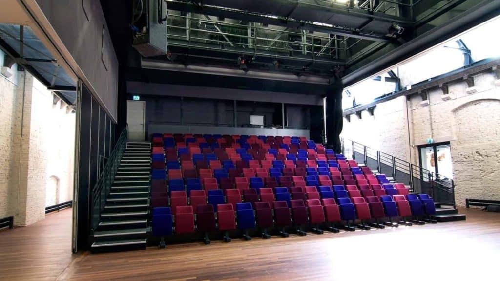 Hyper Modern Auditorium Venue in Amsterdam