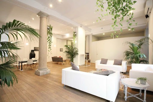 Neoclassical and Contemporary Venue in Milan