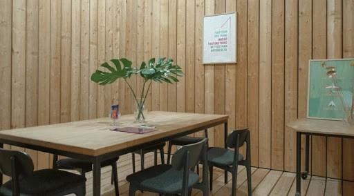 Original Wooden Boardroom