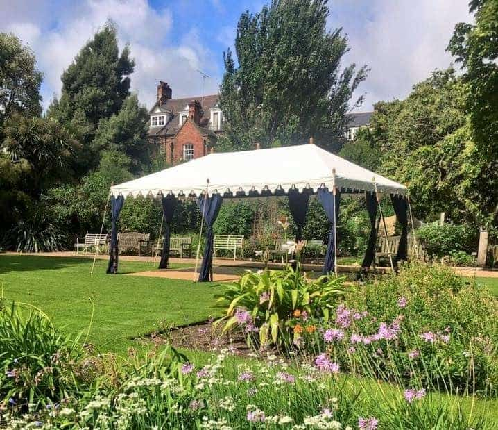 Picturesque Event Venue for Garden Party in London