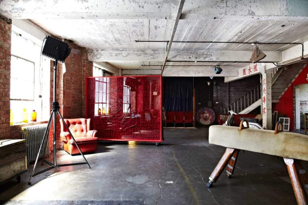 Quirky Film Studio for Hire in London