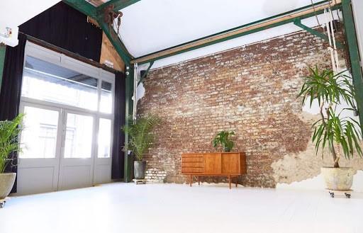 Rustic Studio with a Modern Twist