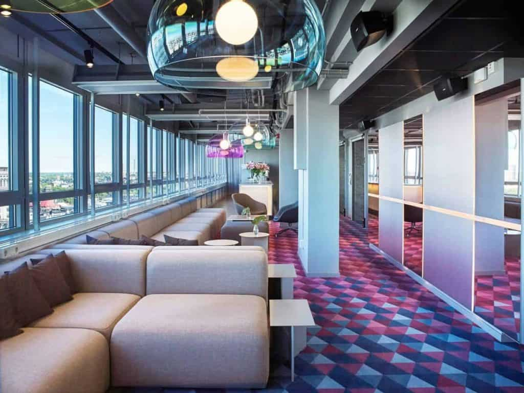 Spacious Venue with Views for a Showcase Event in the best areas of Stockholm